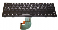 Panasonic Toughbook Rubber Backlit Keyboard for CF-18 / CF-19 US Layout (QWERTY) - Used